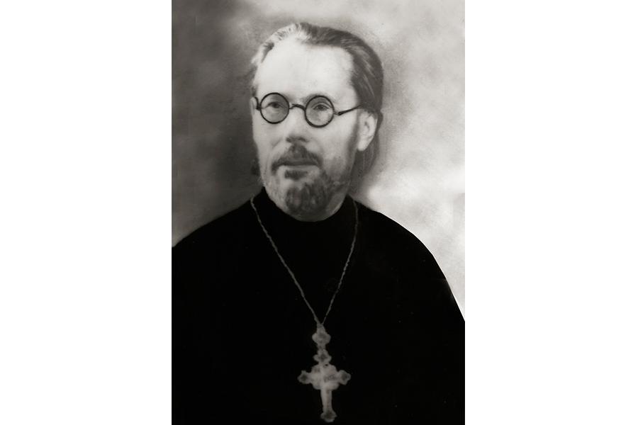 Первый духовник архимандрита Кирилла (Павлова) протоиерей Иван Антонович Кузьменко