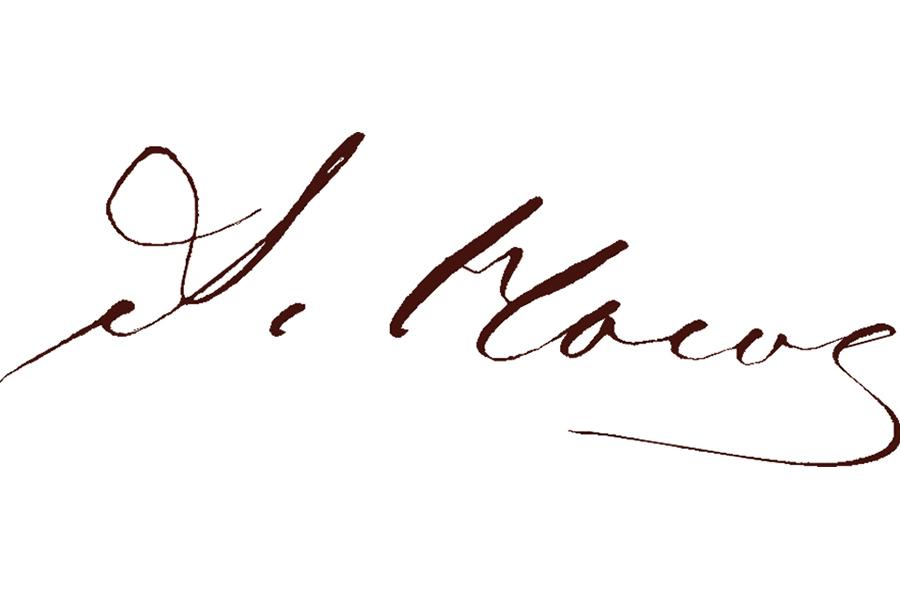 Подпись священника Алексея Ивановича Носова
