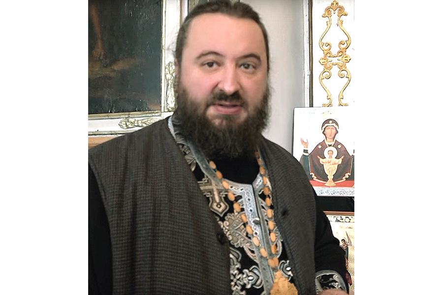 Отец Владимир Попов