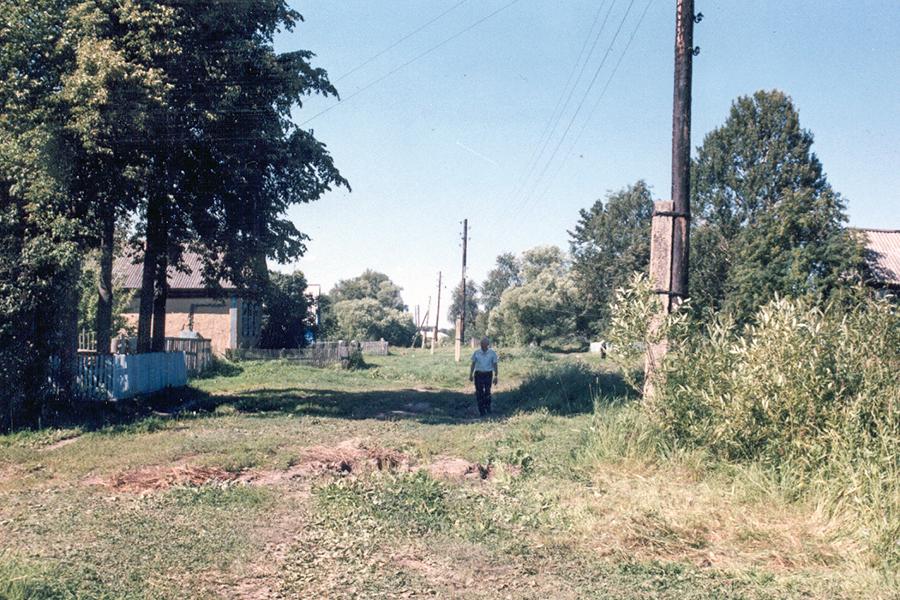 Село Троицкое, 2004 г.