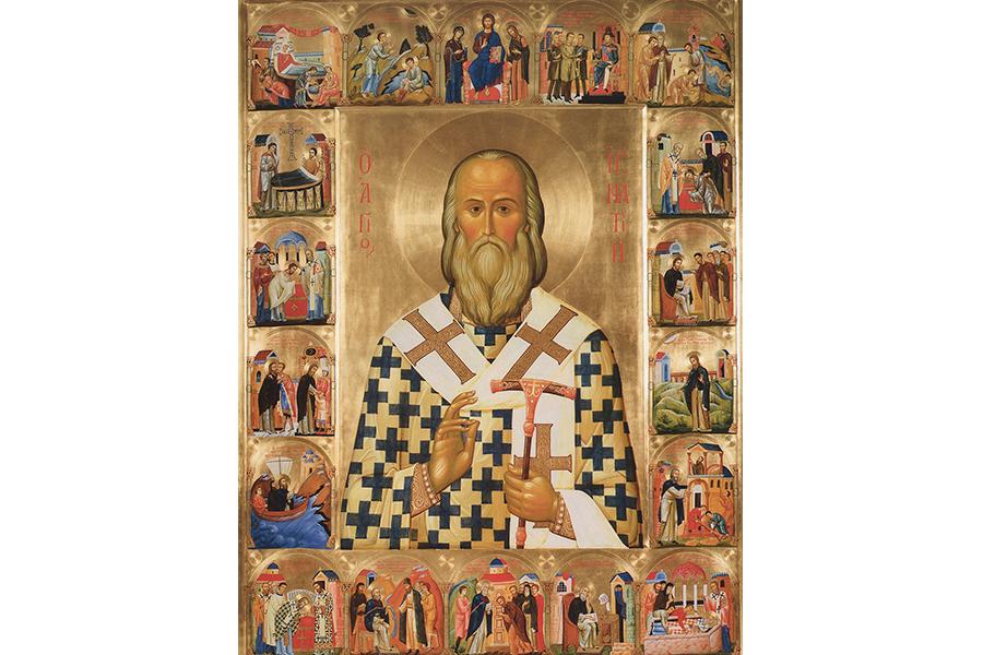 Святитель Игнатий (Брянчанинов) Икона