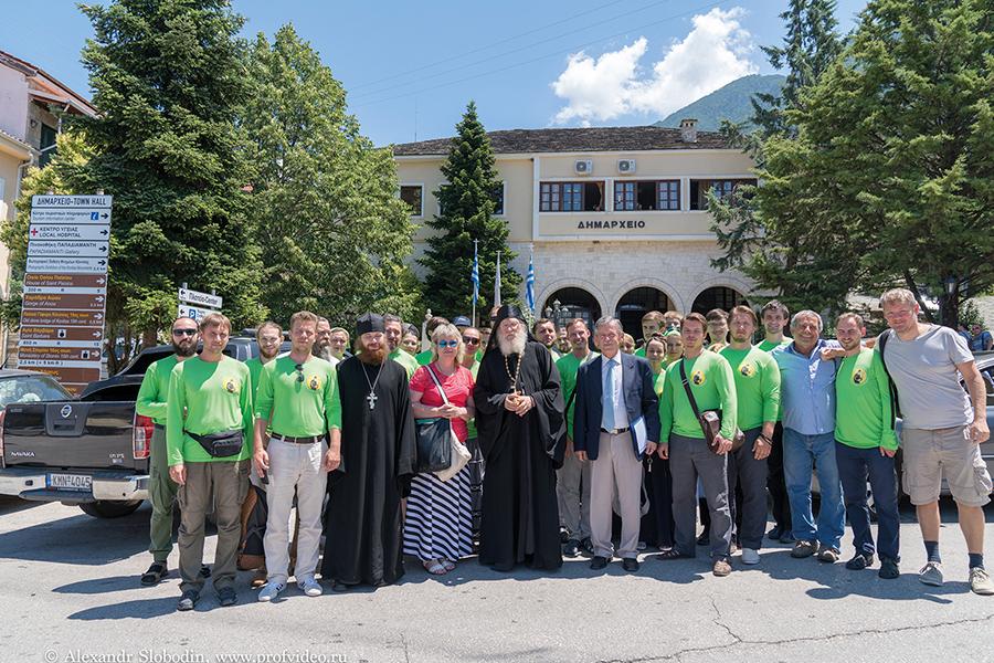 Монастырь Стомион в Конице