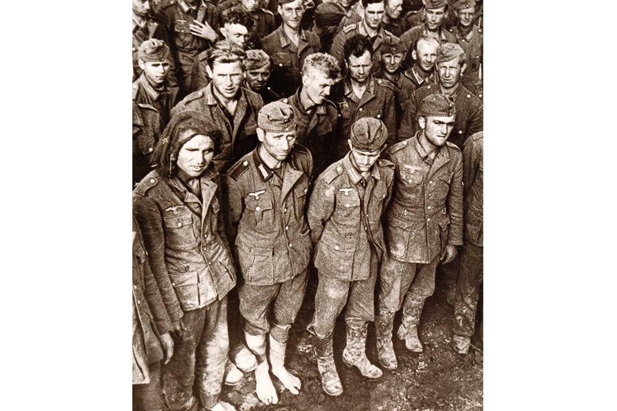 Немецкие пленные