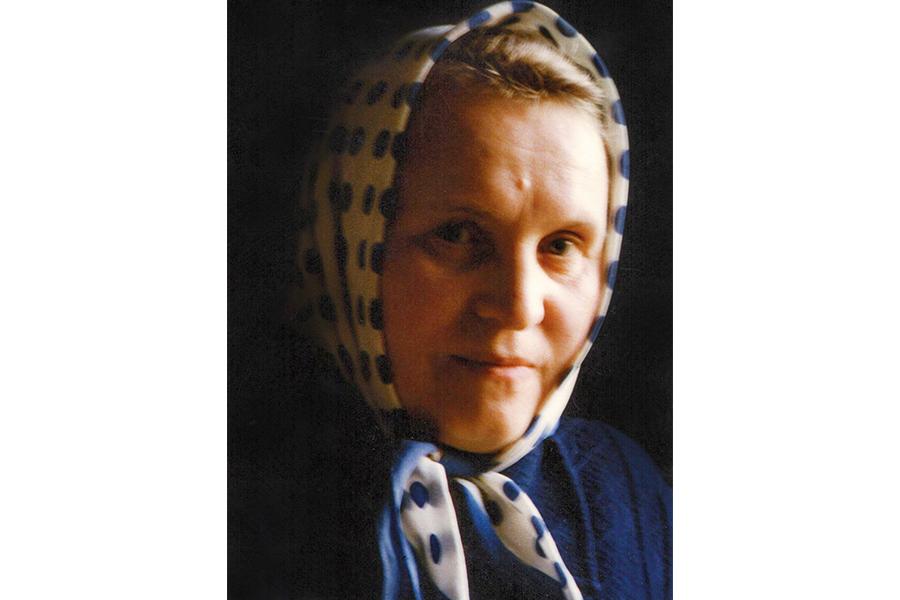 Клавдия Георгиевна Петруненкова