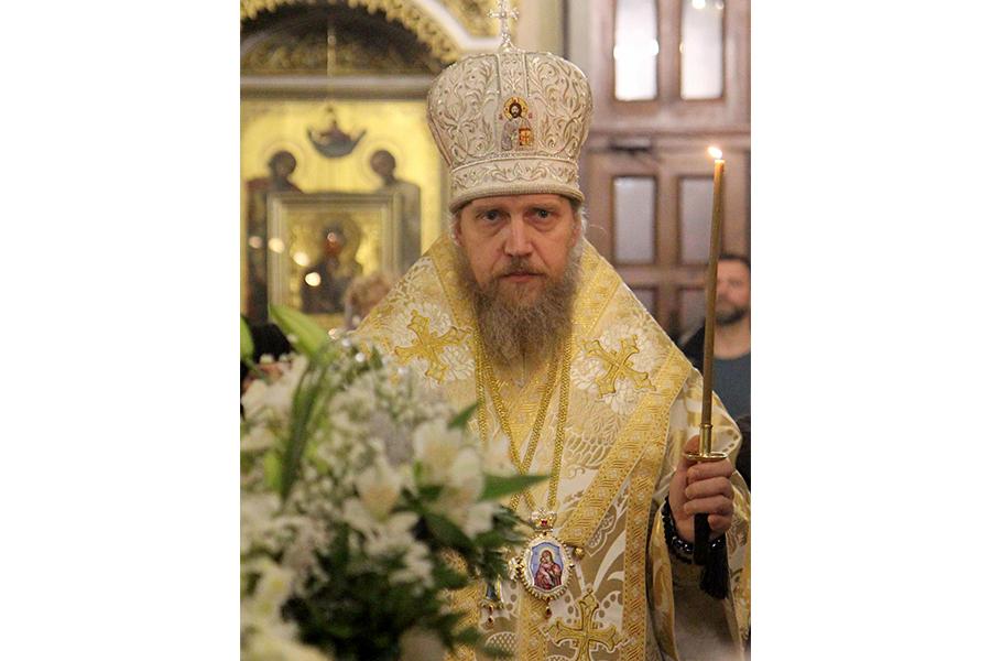 Иоанн (Руденко), епископ Домодедовский, викарий Святейшего Патриарха Кирилла