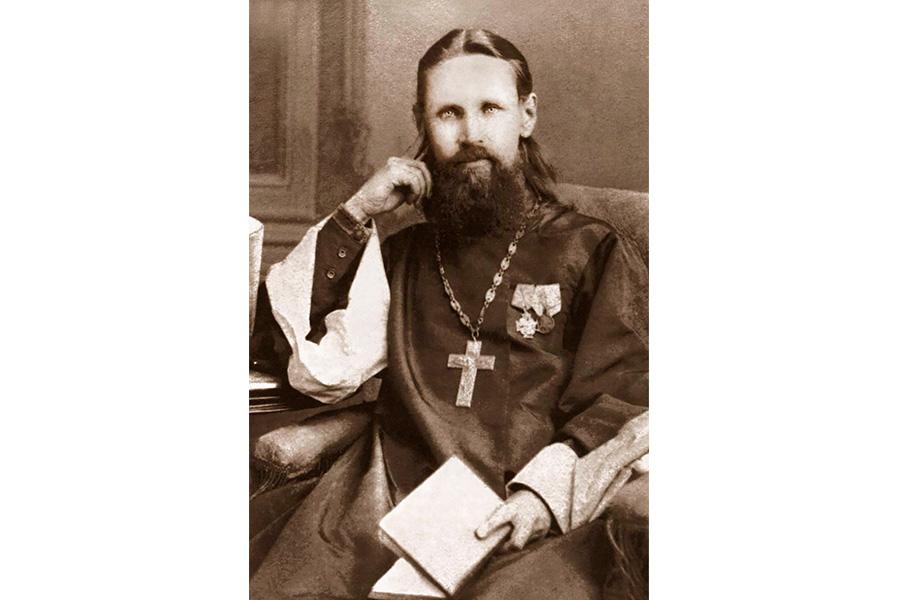 Отец Иоанн Кронштадтский