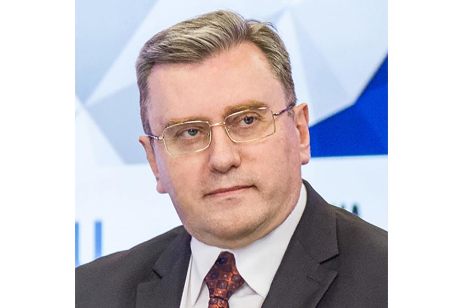 Профессор Алексей Владимирович Лубков