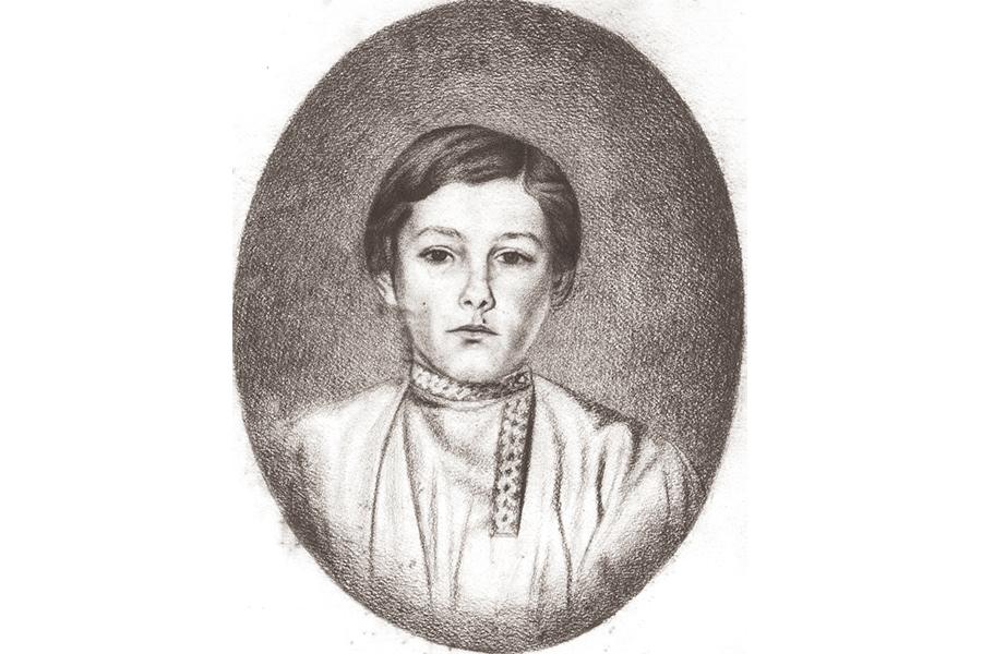 Рисунок Владимира Александровича Рачинского