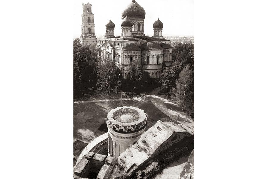Дивеево в годы советской власти