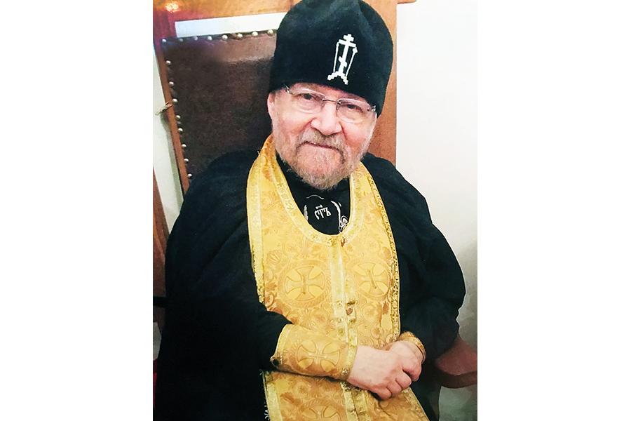 Схиархимандрит Власий (Перегонцев)
