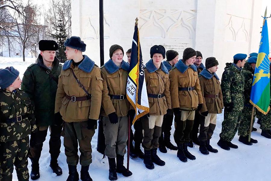 Военно-патриотический клуб Шестая рота