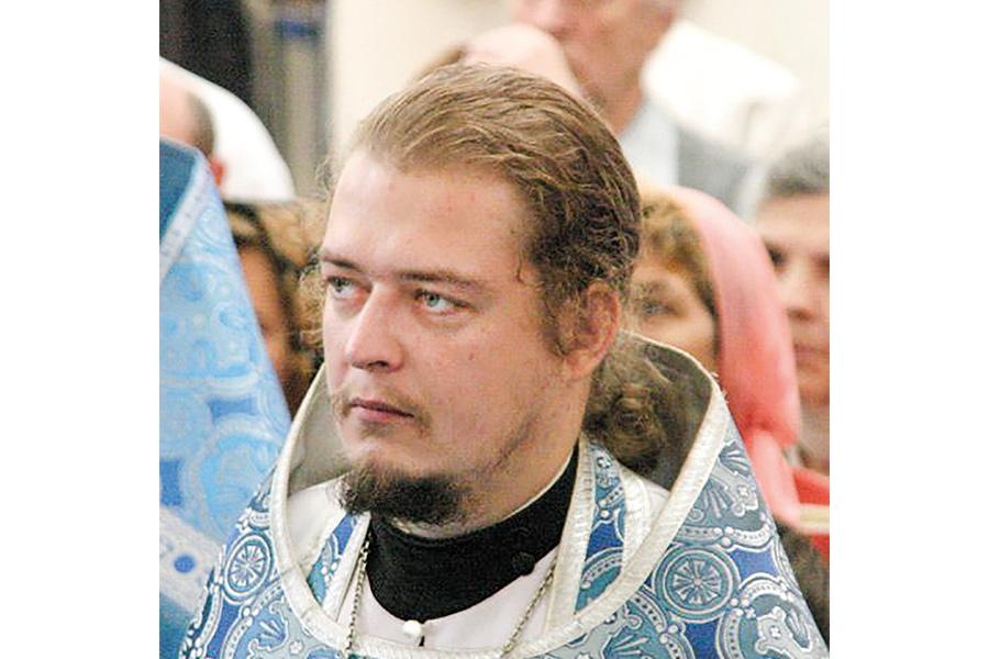 Иерей Вячеслав Осипов