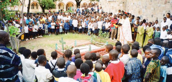 Как Афонский монах стал апостолом Африки