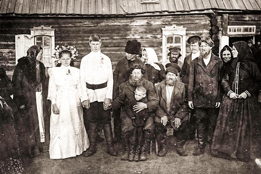 Енисейская губерния, начало XX века