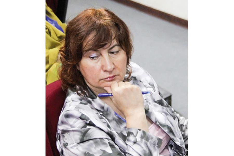 Лидия Андреевна Сычева