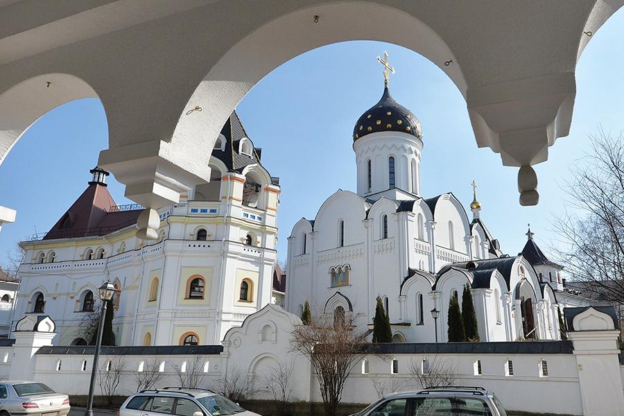 Свято-Елисаветинский женский монастырь в Минске