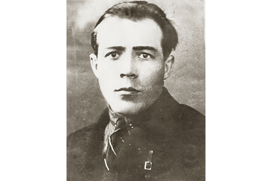 Петр Иванович Лабутин