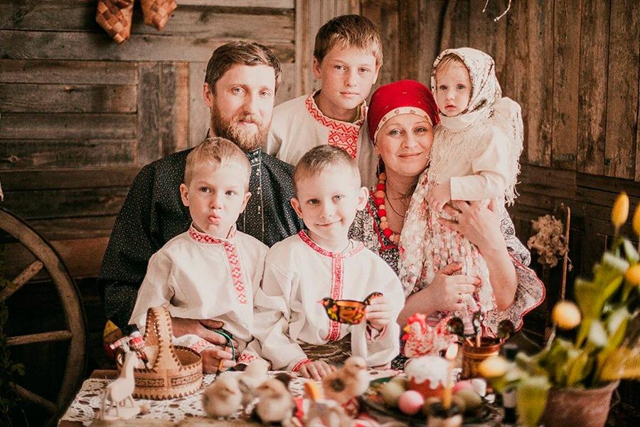 Родовая память, семейные фото