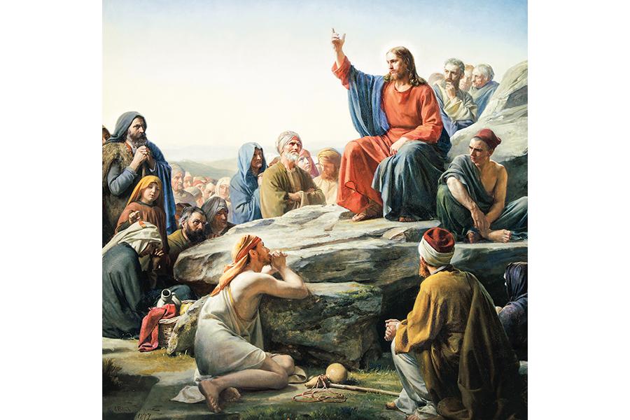 Заповеди блаженств Иисуса Христа