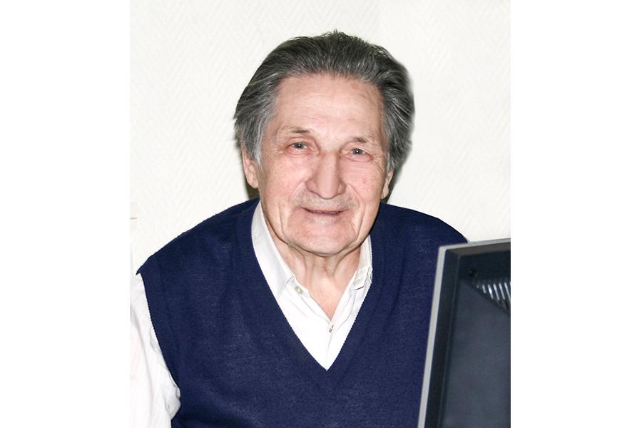 Алексей Гаврилович Глухов, 2008 г. Фото С. Носова