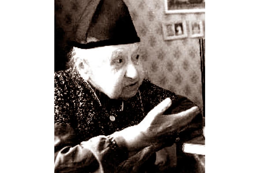 Монахиня Серафима (Ксения Розова)