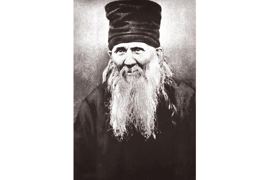 Преподобный Амвросий