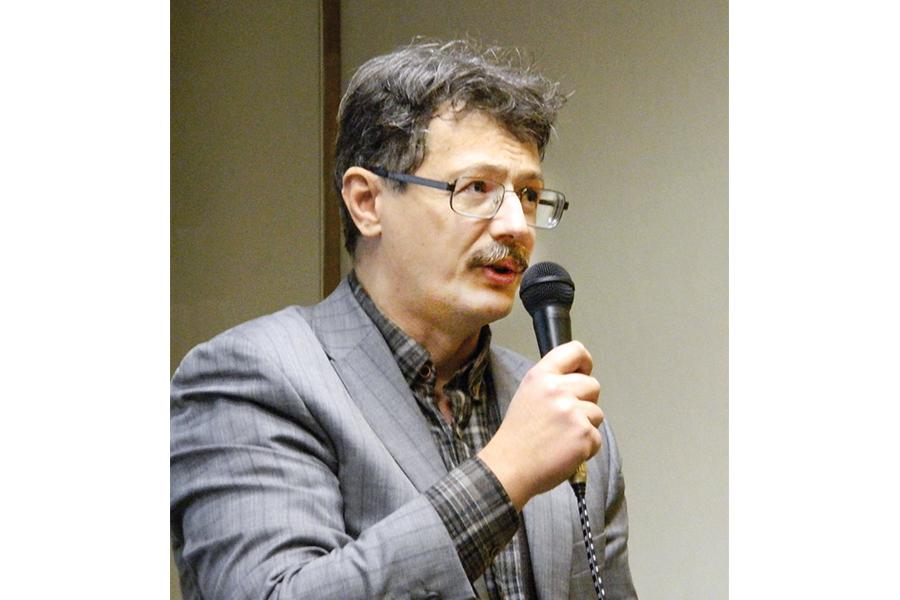 Славист Илья Михайлович Числов