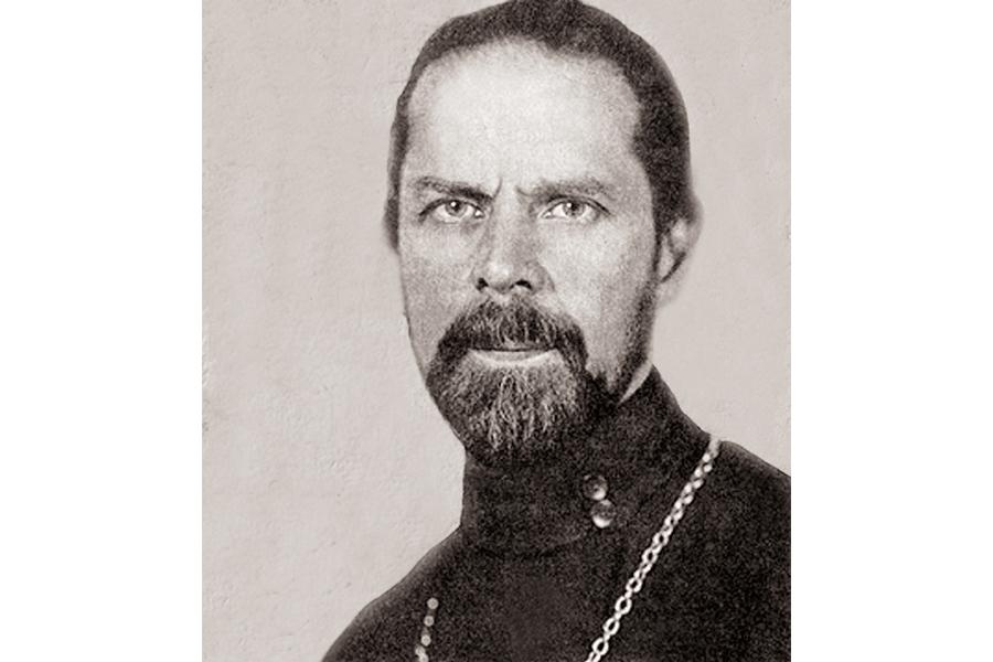 Отец Александр Ельчанинов