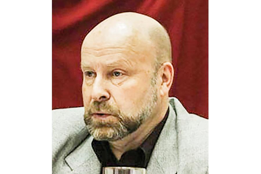 Профессор Александр Евдокимов