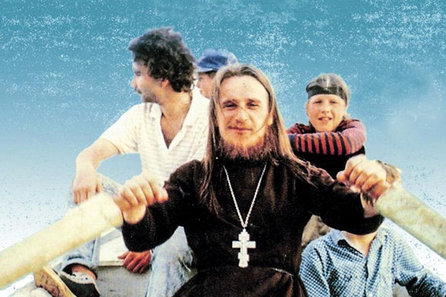 Отец Нестор Савчук (1960–1993)