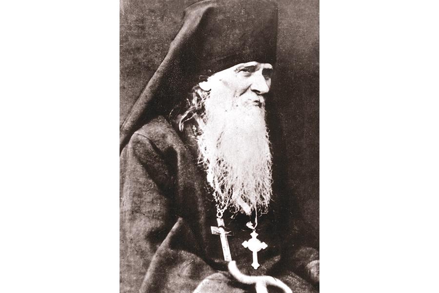 Оптинский старец Амвросий