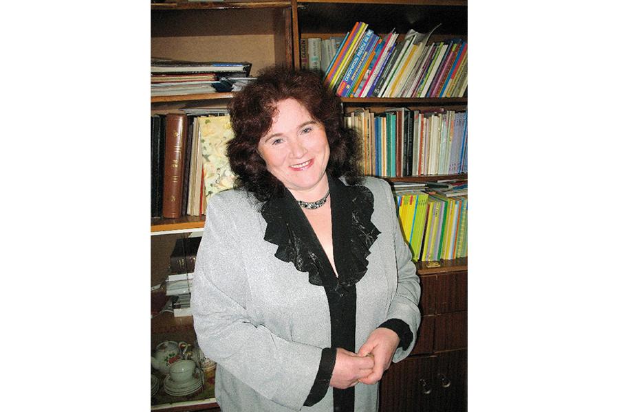 Валентина Михайловна Марченкова