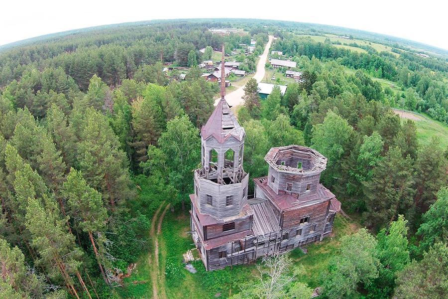 Церкви Русского Севера