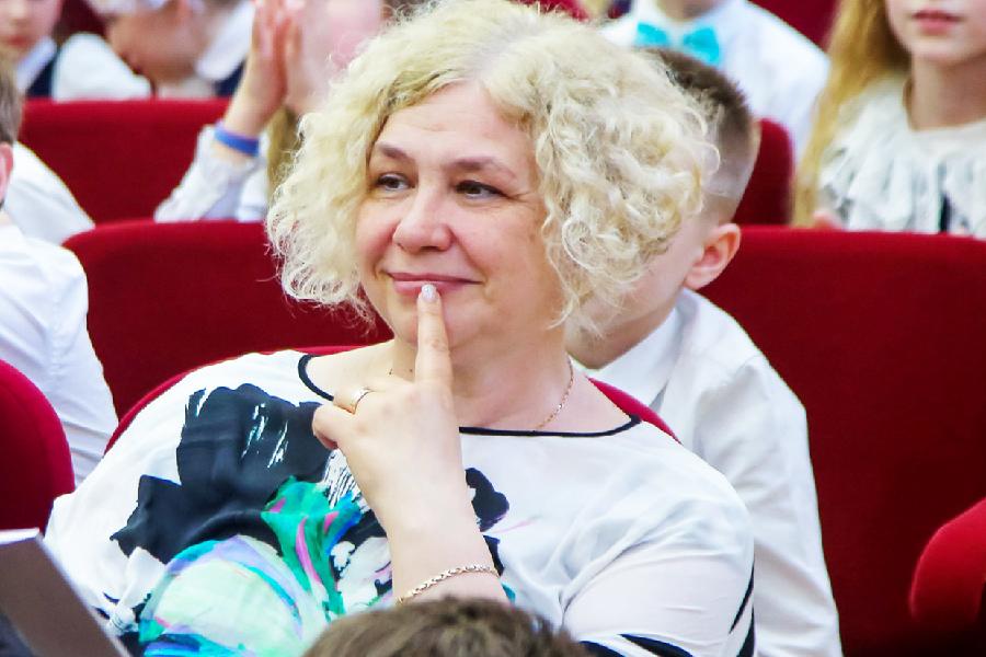 Директор гимназии Людмила Ивановна Иванова