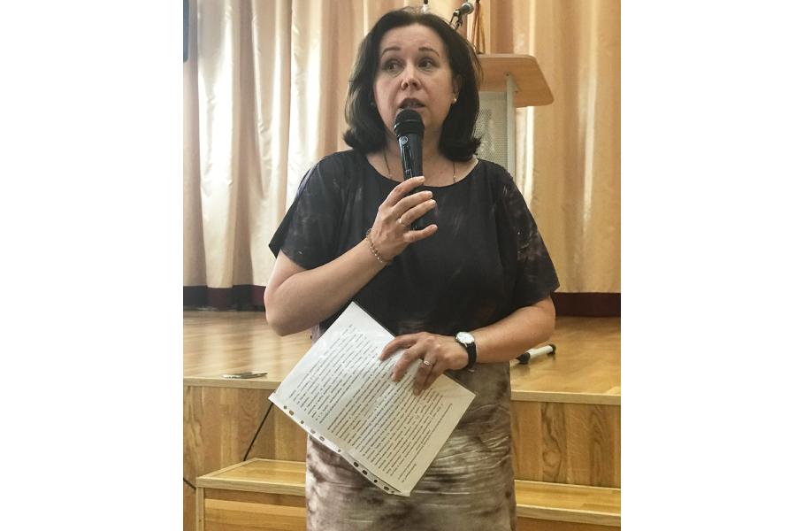 Доктор педагогических наук, профессор ПСТГУ Светлана Юрьевна Дивногорцева