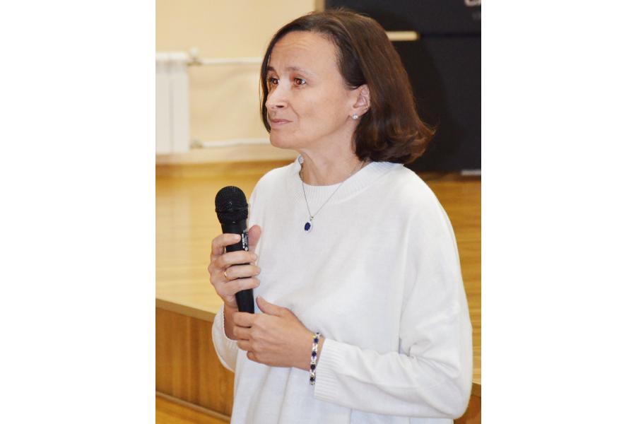 Ведущий редактор журнала «Покров» Ольга Каменева