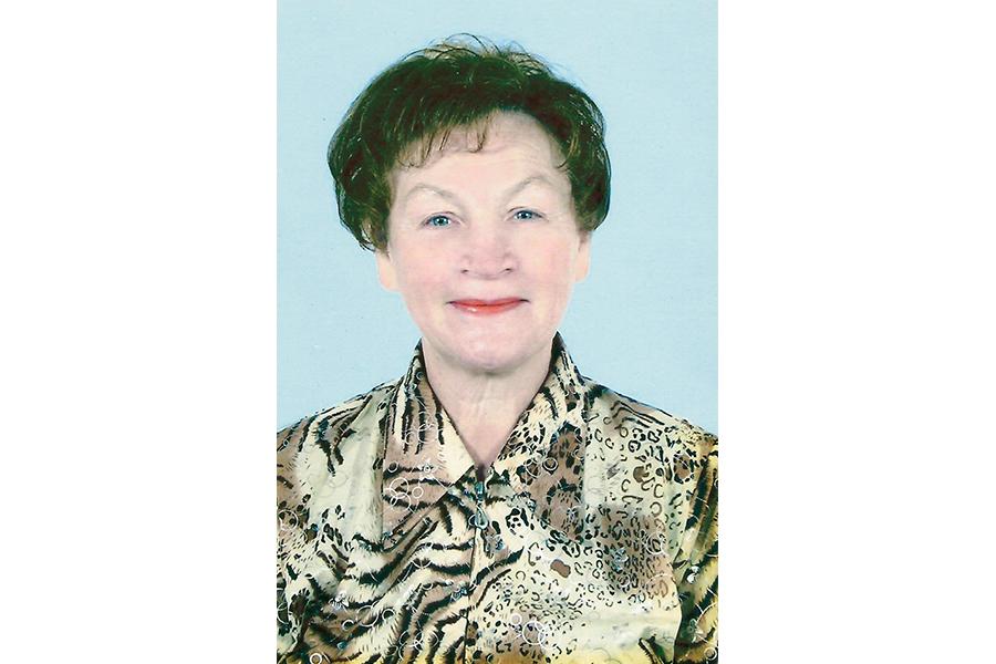 Нина Аркадьевна Матагаева
