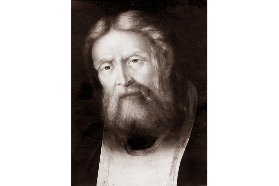 Прижизненный портрет батюшки Серафима Саровского