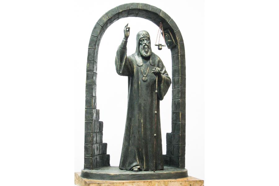 Проект памятника Патриарху Гермогену