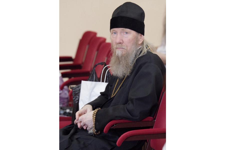 Профессор Московской духовной академии архимандрит Платон (Игумнов)