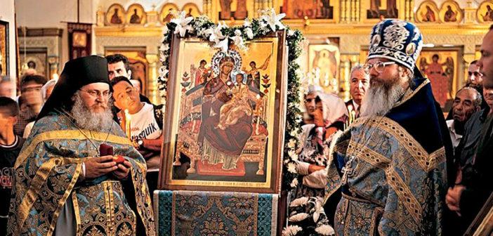 Игумения Северного Афона. Чтимые иконы Валаамского монастыря