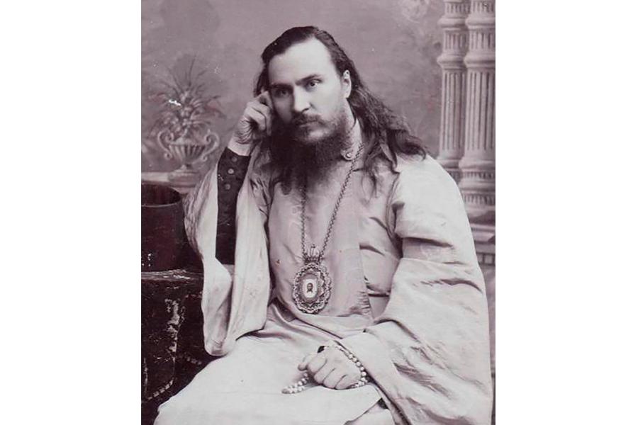 Епископ Евдоким (Мещерский, 1869–1935), ректор МДА с 1903 по 1909 г.