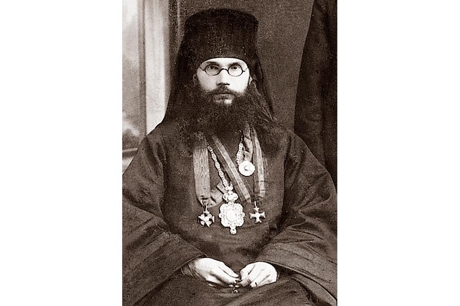 Феодор (Поздеевский), епископ Волоколамский, ректор МДА (1909–1917)