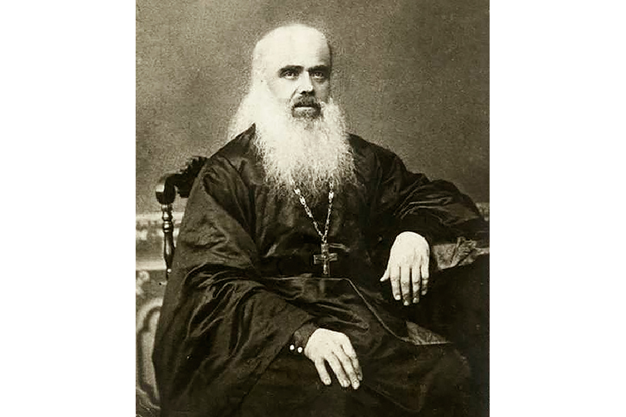 Протоиерей Александр Васильевич Горский (1814–1875),  ректор МДА (1862–1875)