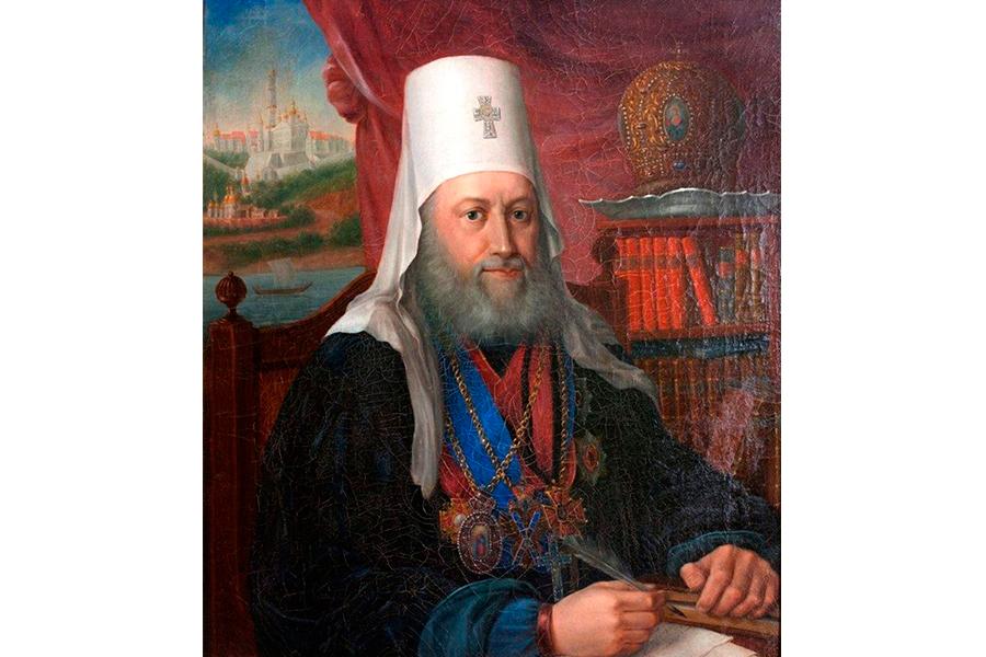 Митрополит Киевский и Галицкий Евгений (Болховитинов, 1767–1837)