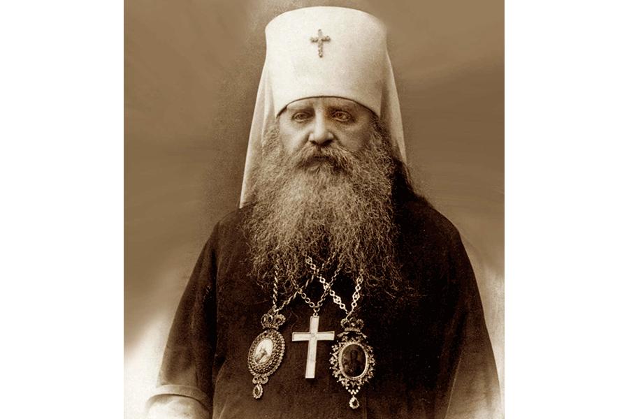 Архимандрит Антоний (Храповицкий, 1863–1936), ректор МДА в 1890–1895 гг. 2