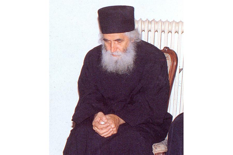 Преподобный старец Паисий
