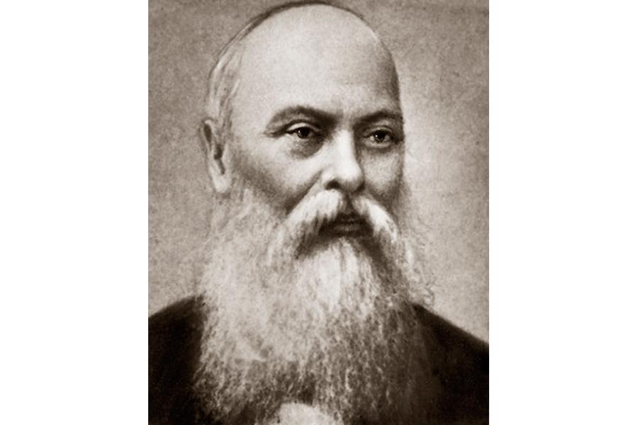 Павел Иванович Горский-Платонов (1835–1904), профессор Академии