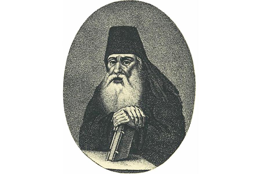 Симеон Полоцкий – основатель Заиконоспасской школы в Москве