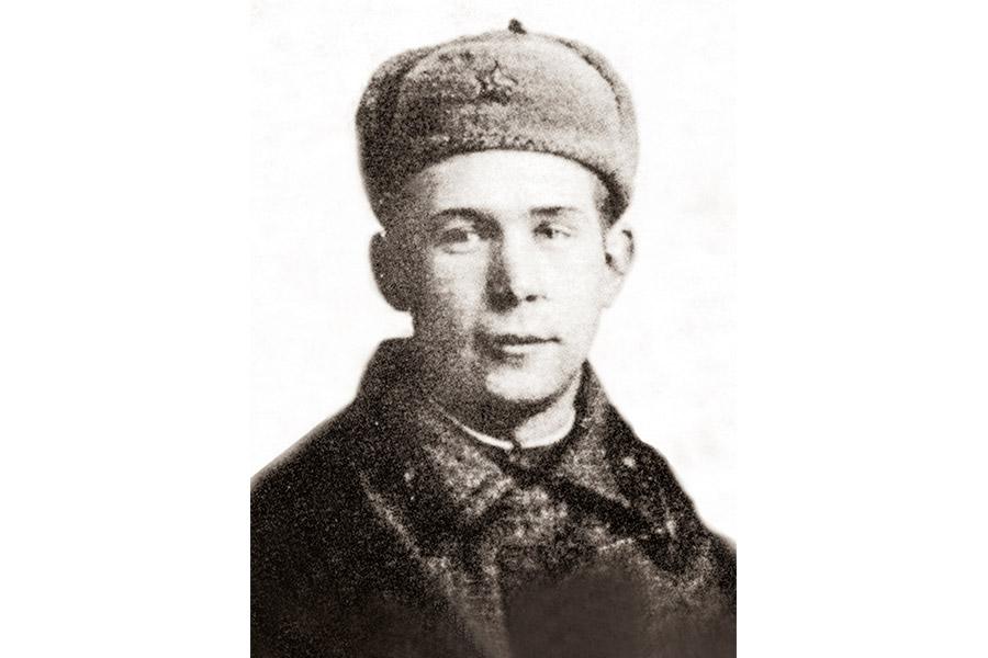 Иван Павлов во время Великой Отечественной войны